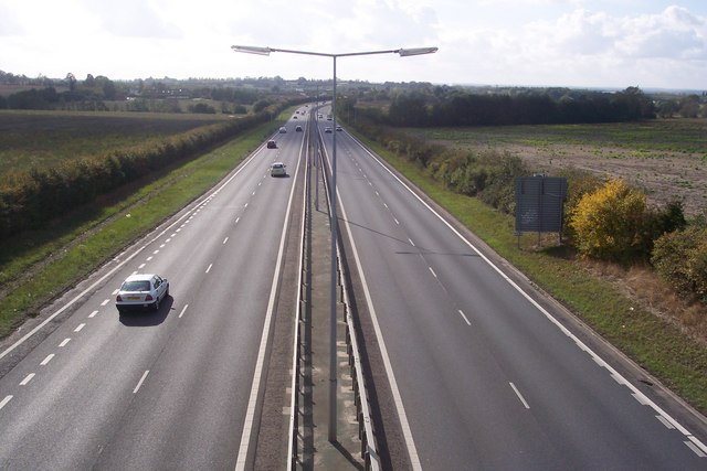 A299 Thanet Way Dual Carriageway