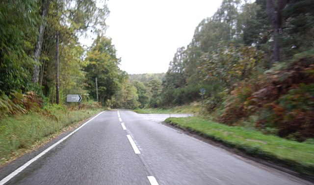 Torgormack junction