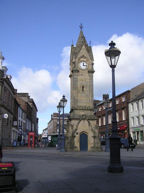 Clock Tower, Penrith