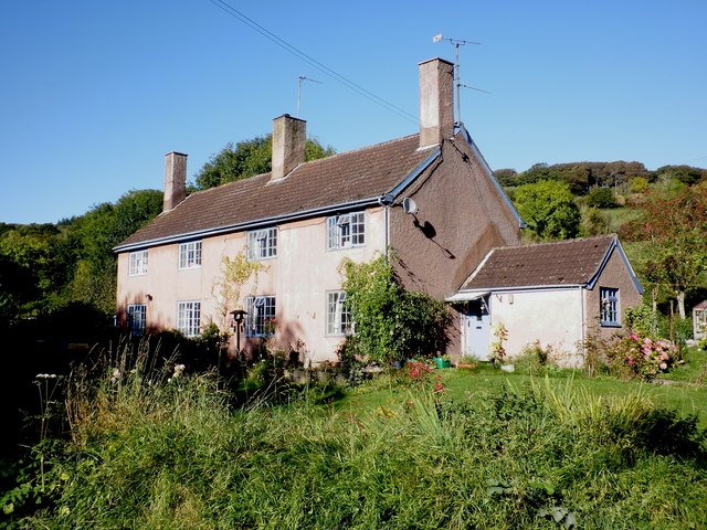Cottage, at Ashcombe