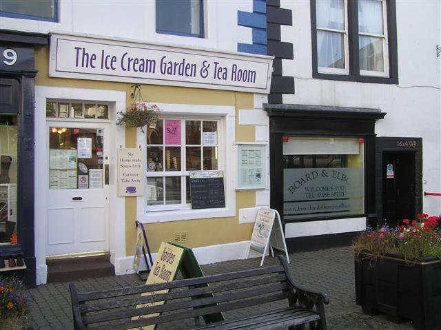 The Ice Cream Garden & Tea Room, Penrith