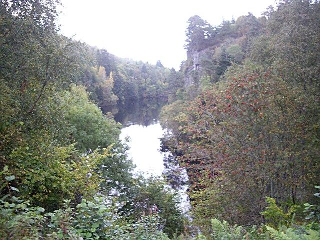 River Beauly below Dun Fionn