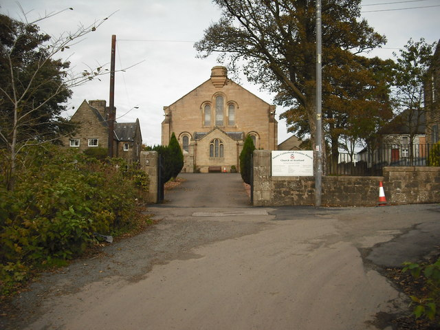 Shotts Calderhead- Erskine Parish Church