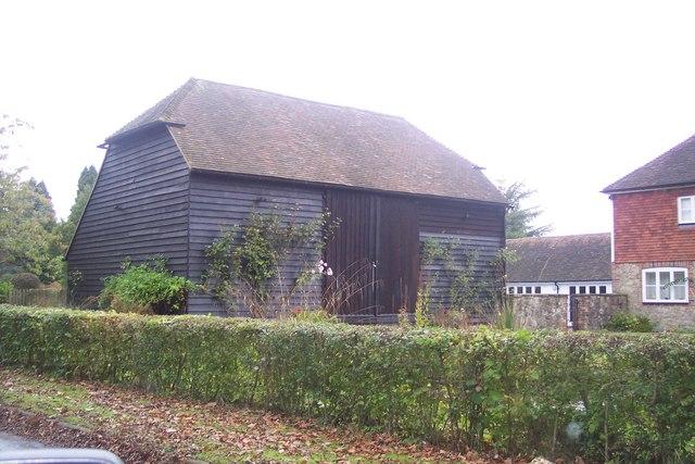 Barn near Fawke Farm House