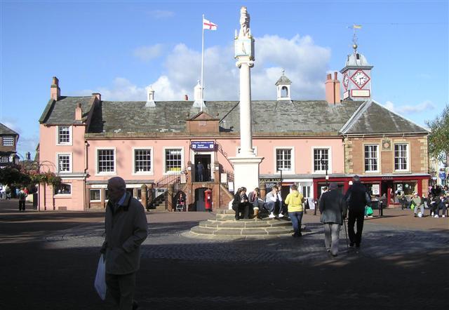Visitor Centre, Carlisle