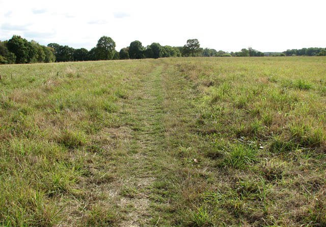 Footpath to Grove Farm