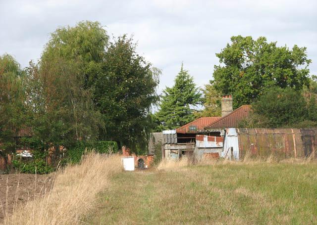 Bungalow Farm in Upper Stoke