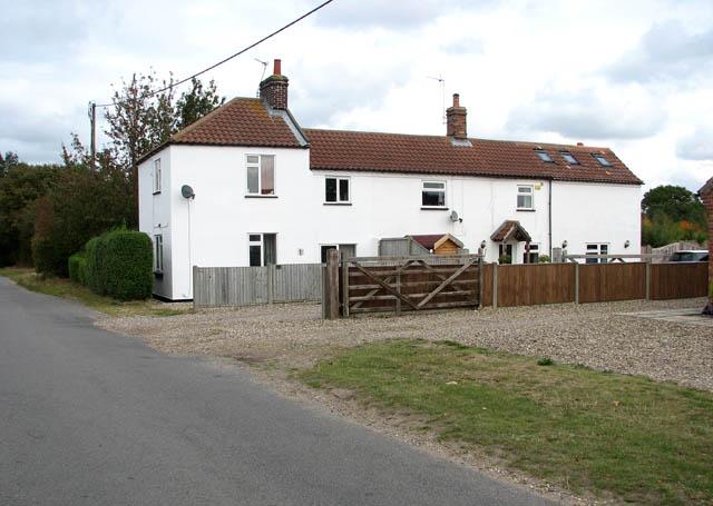Cottage in Chandler Road