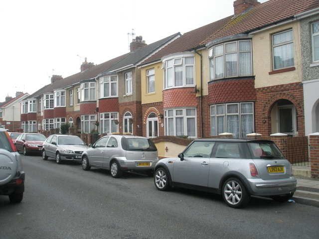 Devon Road housing