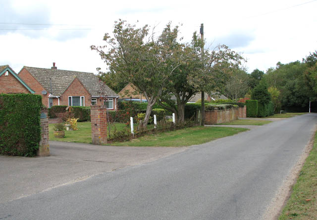 Bungalows in Calder Lane