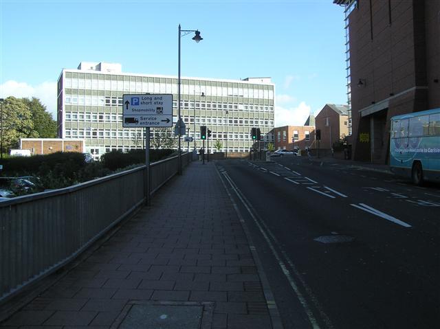 Drovers Lane, Carlisle