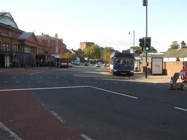 West Tower Street, Carlisle
