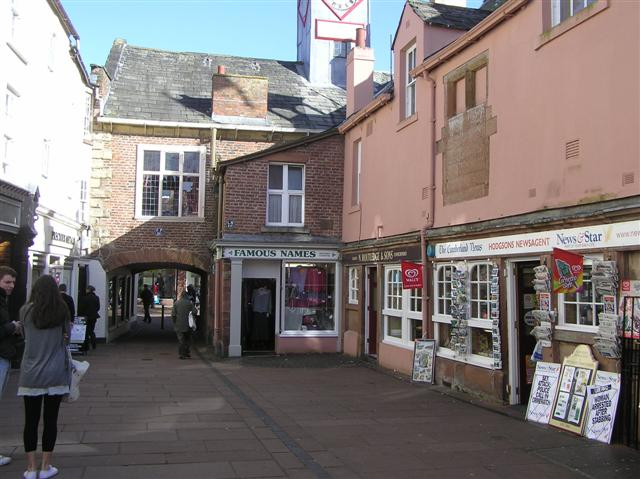 St Albans Row, Carlisle