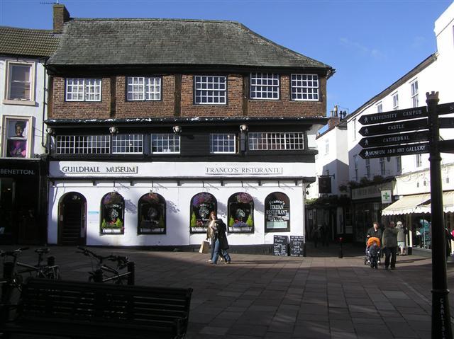Guildhall Museum, Carlisle