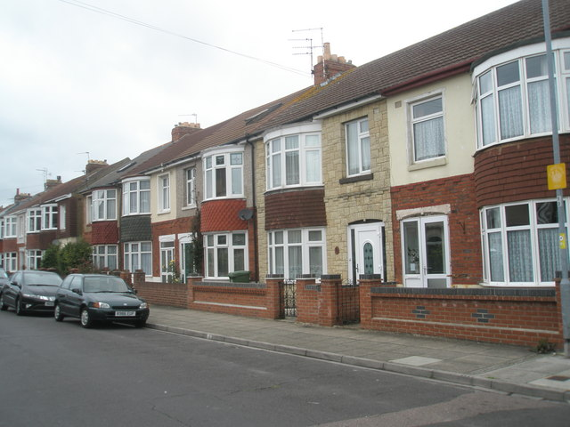 Houses in Green Lane
