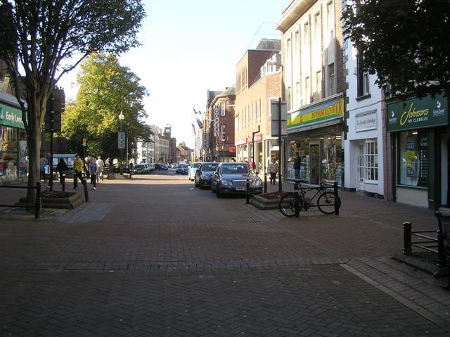 Castle Street, Carlisle