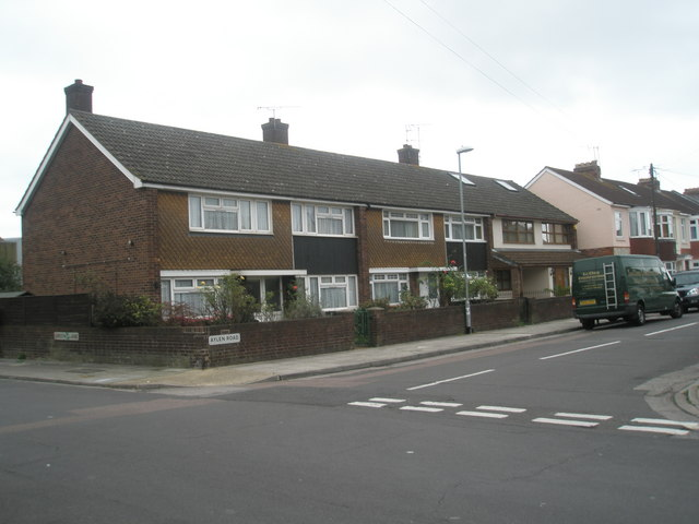Junction of  Aylen Road and Green Lane