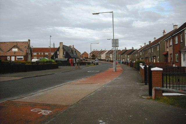 Dyfrig Street: Shotts