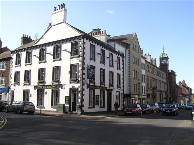 The Boardroom, Carlisle