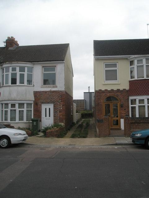 Aylen Road housing