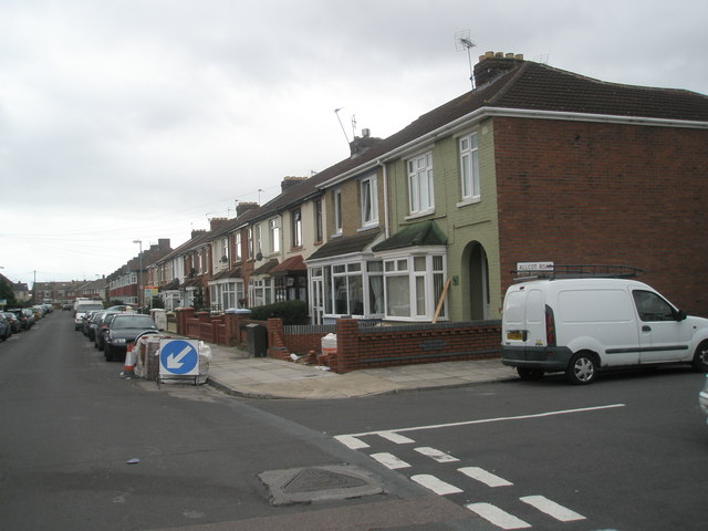 Junction of  Aylen Road and Allcot Road