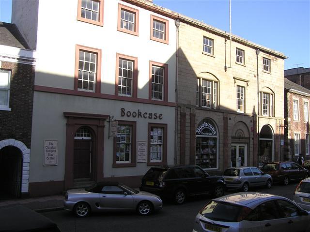 Bookcase, Carlisle