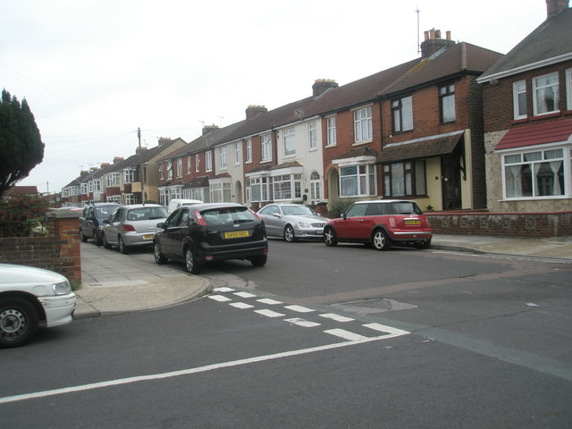 Junction of  Allcot Road and Aylen  Road