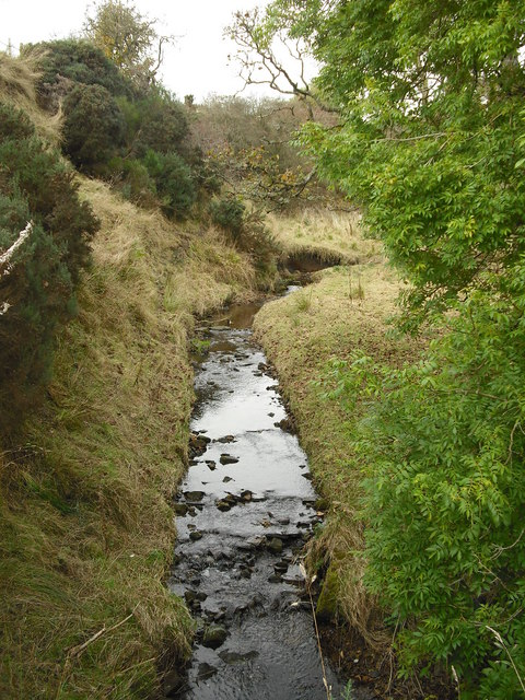 Tributary of the South Calder