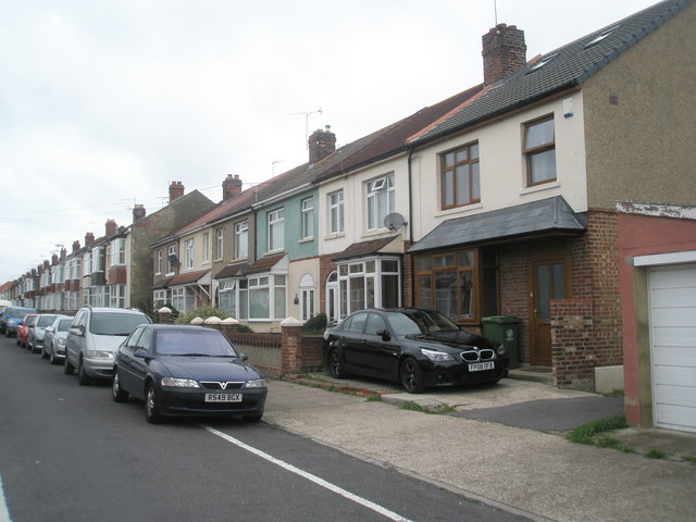 Houses in Locarno Road