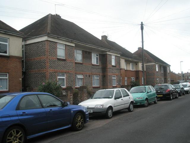 Flats in Aylen Road