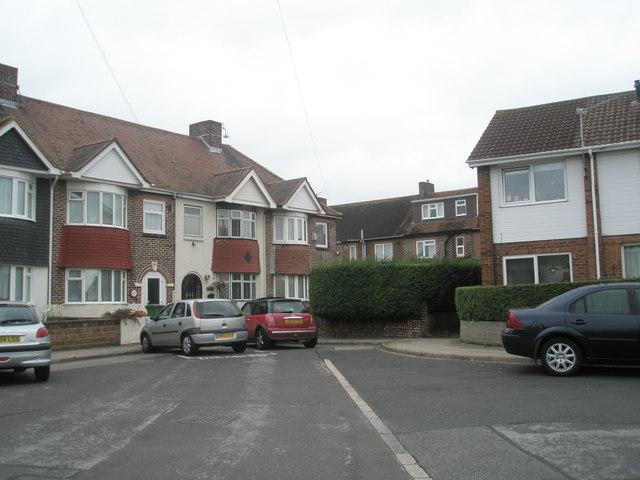 Houses in Monckton Road