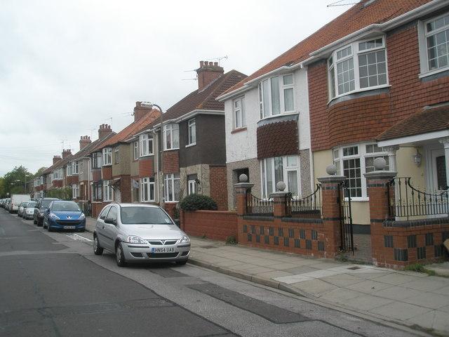 Monckton Road housing