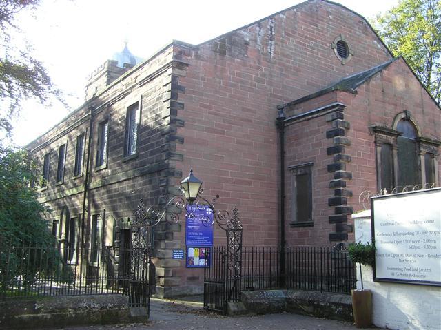 St Cuthbert's Church, Carlisle