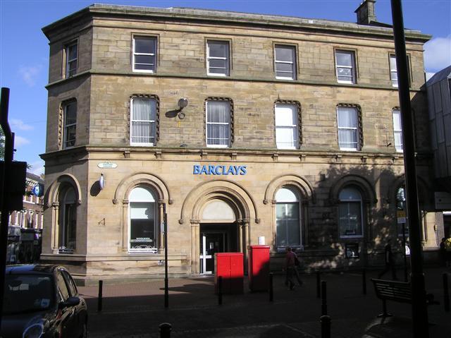 Barclays, Carlisle