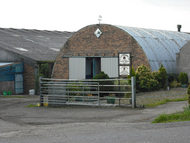 West Tarbrax Farm