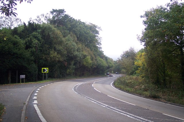 The A225 Riverhill Road