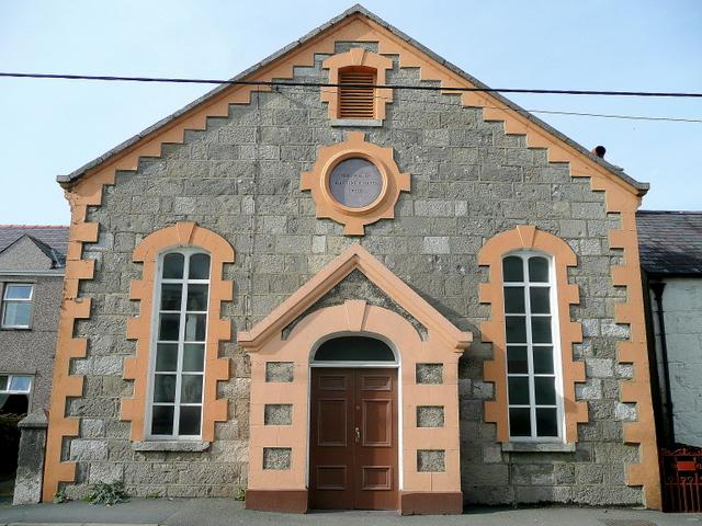 Jerusalem Baptist Chapel, Llangoed