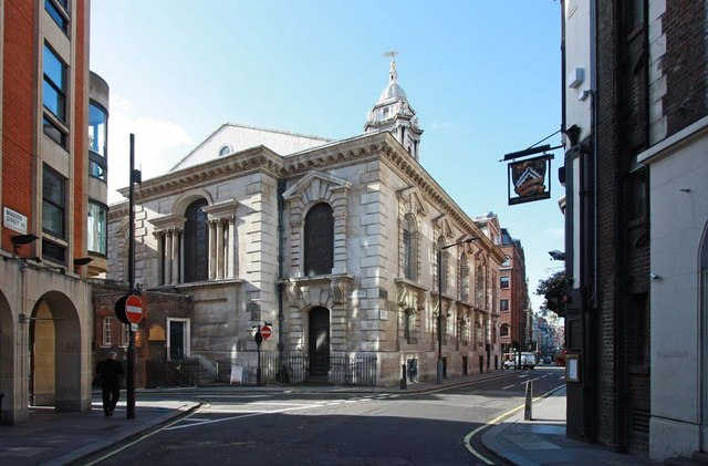 St George's Church, Hanover Square, London W1