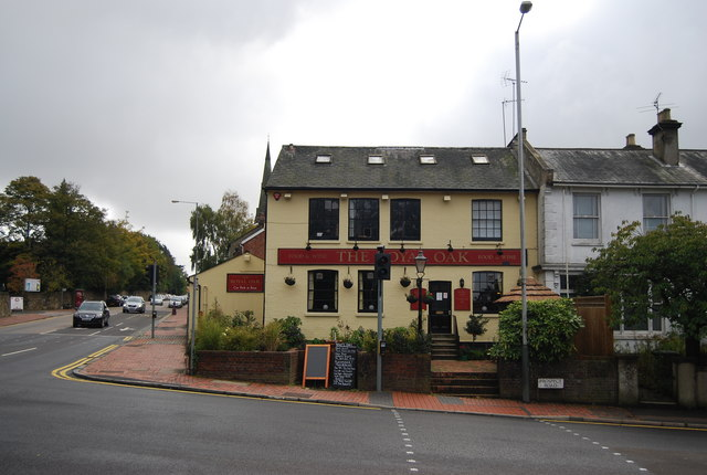 The Royal Oak, Prospect Rd
