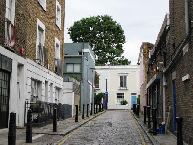 Leverton Place, NW5