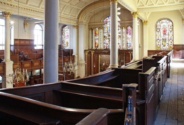 St George's Church, Hanover Square, London W1 - Gallery