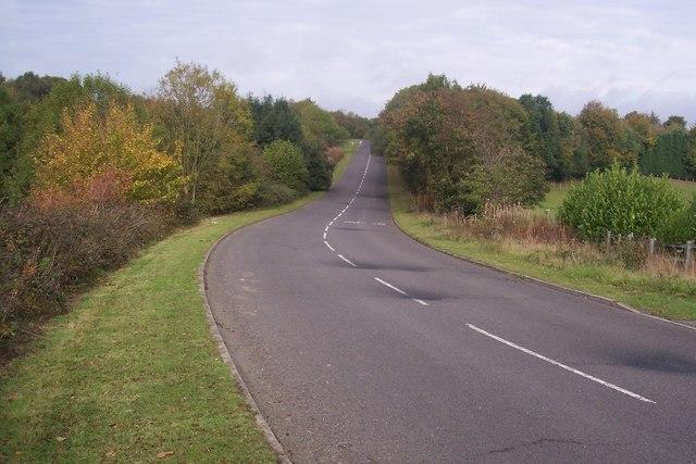 Gracious Lane, near Sevenoaks Common