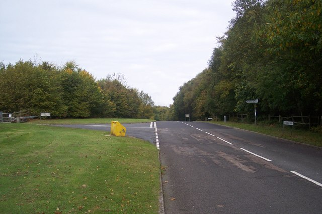 Gracious Lane junction