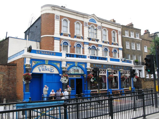 The Bull and Gate, 389 Kentish Town Road, NW5