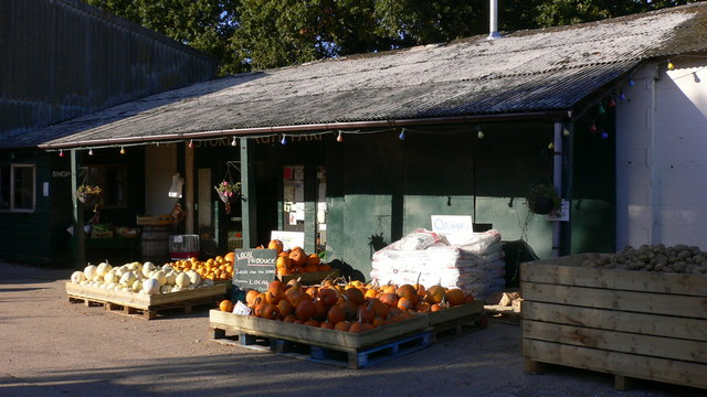 Shop at Stoke Fruit Farm