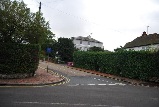 Camden Hill & Prospect Rd junction