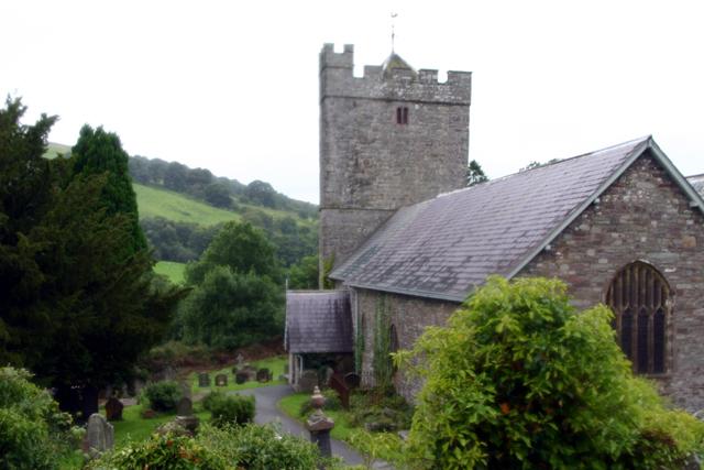 St Cynog Church, Defynog