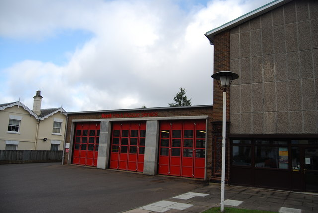 Tunbridge Wells Fire Station, Grove Hill Rd