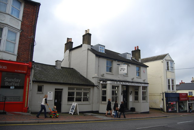 The Black Pig Pub & Dining Room, Grove Hill Rd