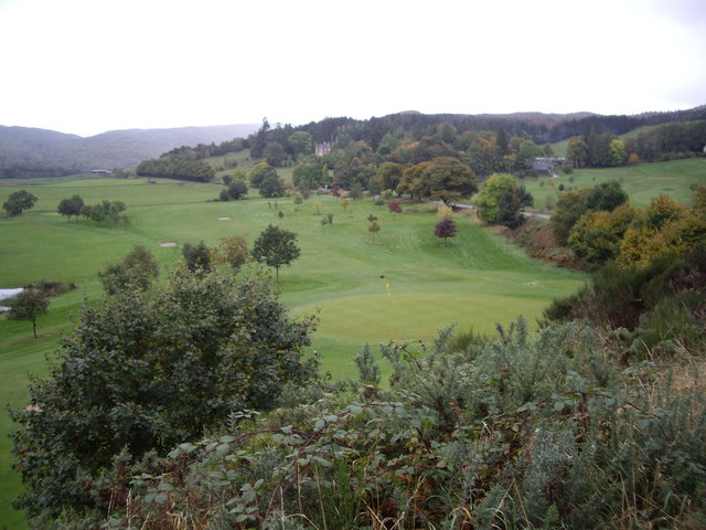 Aigas golf course